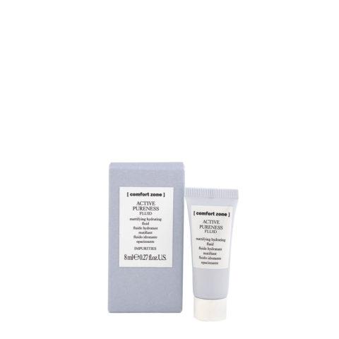 Comfort Zone Active Pureness Fluid 8ml - fluido idratante opacizzante