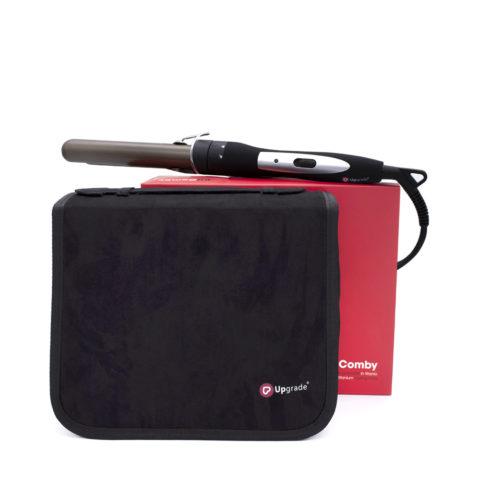 Upgrade Kit Comby - Kit 5 Ferri Arricciacapelli Intercambiabili In Titanio