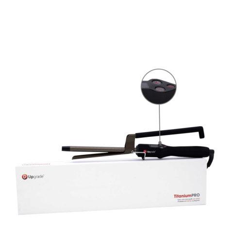 Upgrade Titanium Pro Ø 19mm - Ferro Arricciacapelli Con Pinza