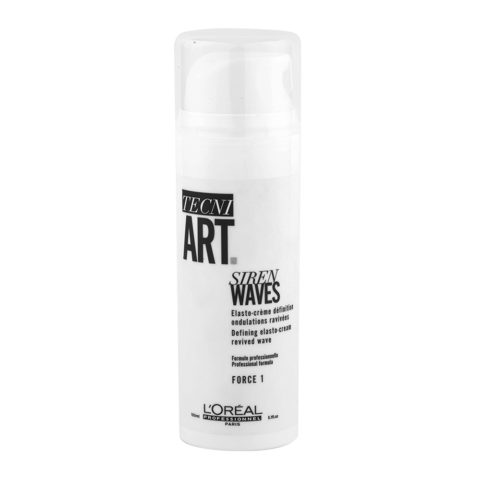 L'Oreal Tecni art Siren waves 150ml - Gel Capelli Ricci