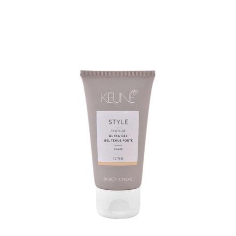 Keune Style Texture Ultra Gel N.88, 50ml - gel forte