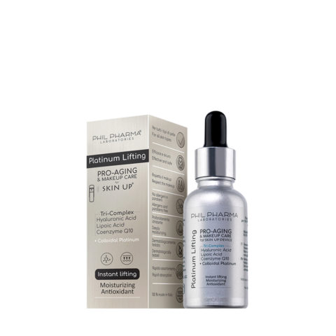 Phil Pharma Skin Up Platinum Lifting 30ml - Fluido Lifting Da Nebulizzare
