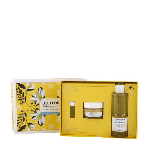 Decléor Essential Oils Skincare Infinite Hydration Neroli Bigarade - kit 3 prodotti