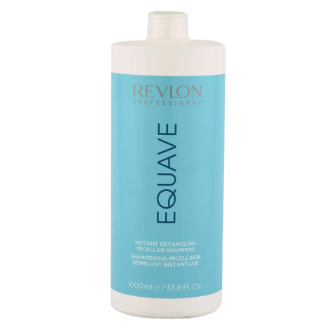 Revlon Equave Instant Detangling Micellar Shampoo 1000ml - shampoo idratante micellare