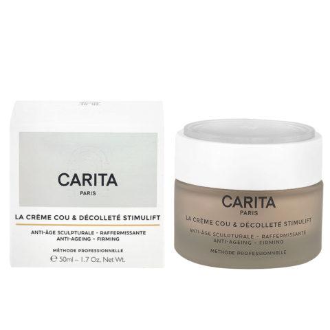 Carita Skincare La creme cou et decolleté Stimulift 50ml - crema antietà collo e décolleté