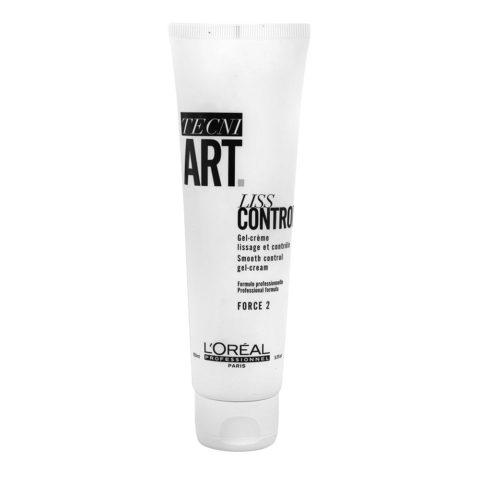 L'Oreal Tecni art Forma Liss control 150ml - siero anticrespo lisciante