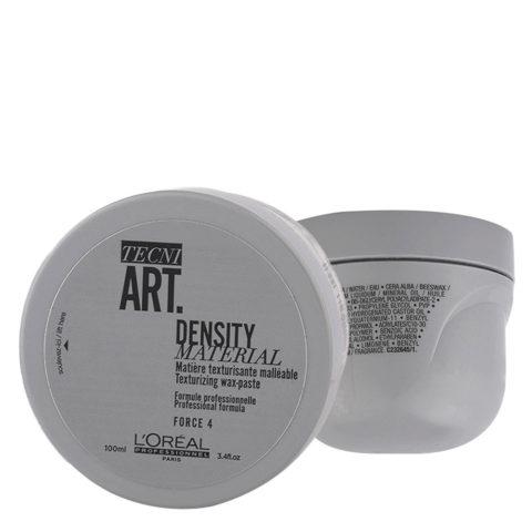 L'Oreal Tecni art Fissaggio Density material 100ml - cera opaca volumizzante