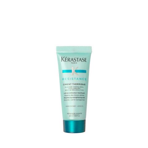Kerastase Résistance Ciment Thermique 20ml - crema protezione termica