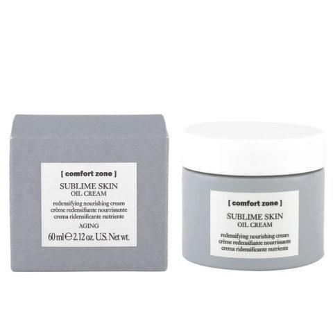 Comfort Zone Sublime Skin Oil Cream 60ml - crema ridensificante nutriente