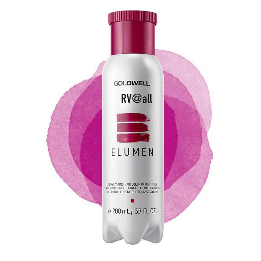 Goldwell Elumen Pure RV@ALL 200ml - viola rosso