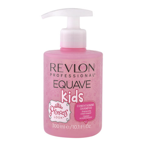 Revlon Equave Kids Princess Look Conditioning Shampoo Idratante per Bambini 300ml