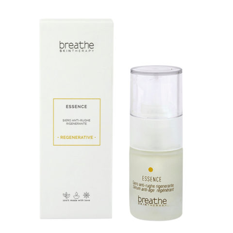 Naturalmente Breathe Regenerative Treatment Essence 15ml - siero antirughe rimpolpante