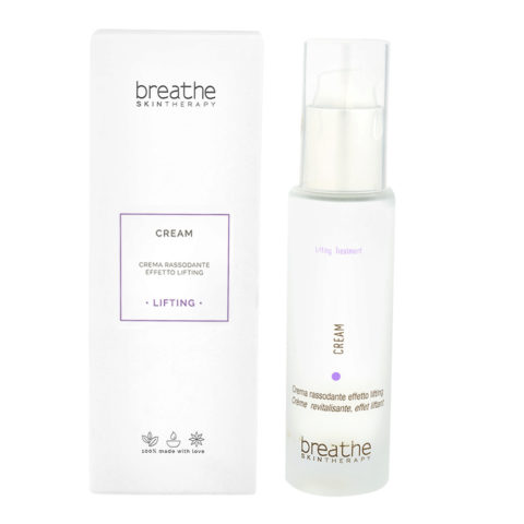 Naturalmente Breathe Lifting Cream 50ml - crema rassodante effetto lifting