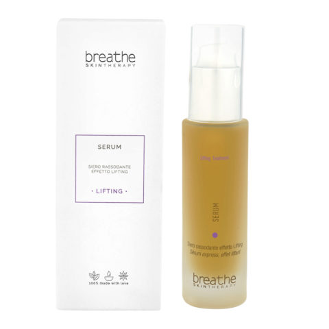 Naturalmente Breathe Lifting Serum 50ml - siero rassodante effetto lifting
