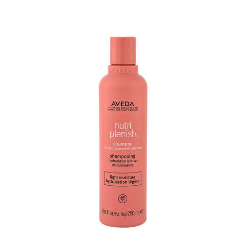 Aveda Nutri Plenish Light Moisture Shampoo 250ml - shampoo idratante leggero Capelli Fini