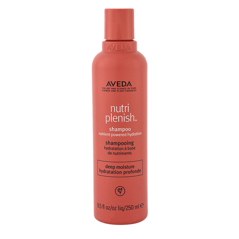 Aveda Nutri Plenish Deep Moisture Shampoo 250ml - Shampoo Idratante Ricco Capelli Grossi