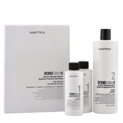 Matrix Bond Ultim8 Bond Protecting System Kit - protettore punte