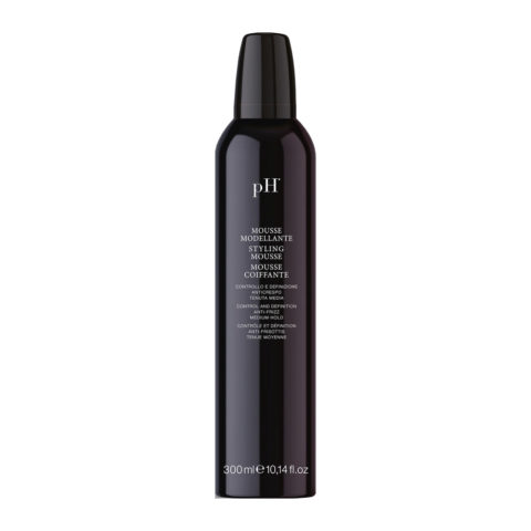 PH Laboratoires Mousse Modellante tenuta media 300ml - schiuma anticrespo