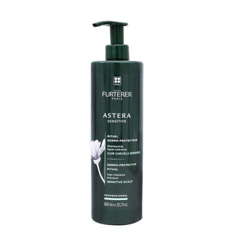 René Furterer Astera Sensitive Shampoo per Cute Sensibile 600ml