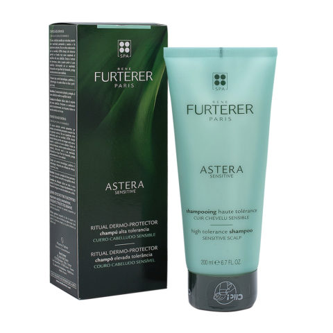 René Furterer Astera Sensitive Shampoo per Cute Sensibile 200ml