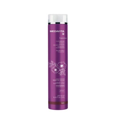 Medavita Luxviva Color Enricher Shampoo Mauve 250ml - Shampoo colorato Malva