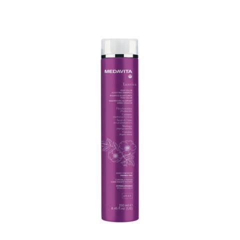 Medavita Luxviva Post Color Shampoo 250ml - shampoo per capelli colorati