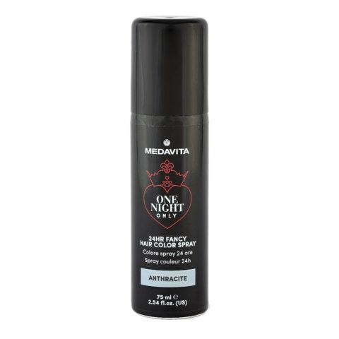 Medavita 24h Fancy Hair Color Spray Anthracite 75ml - colore spray antracite