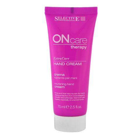 Selective On care Hand cream 75ml - crema mani idratante