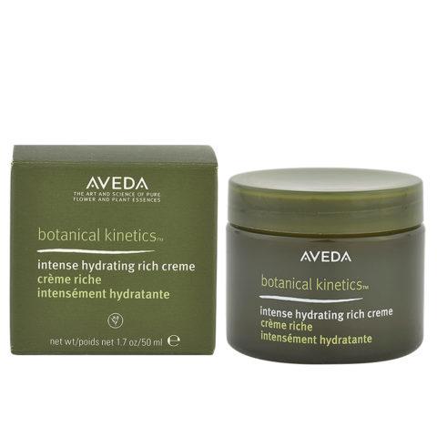 Aveda Botanical Kinetics Intense Hydrating Rich Creme 50ml - crema viso pelle secca