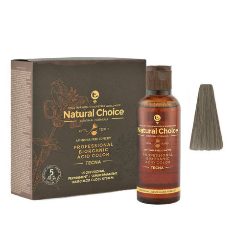ASH Intensificatore cenere Tecna NCC Biorganic acid color 3x130ml