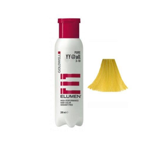 Goldwell Elumen Pure YY@ALL giallo 200ml - giallo