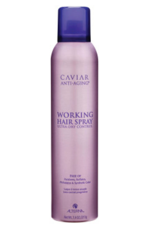 Alterna Caviar Anti aging Styling Working hairspray 250ml - lacca tenuta media