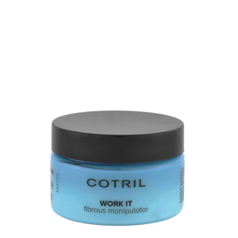 Cotril Styling Work It Fibrous Manipulator 100ml - cera modellante effetto opaco