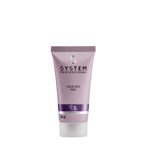 System Professional Color Save Conditioner C2, 30ml - Balsamo Capelli Colorati