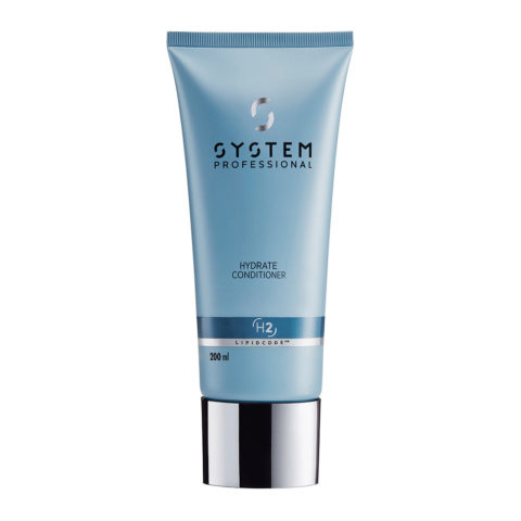System Professional Hydrate Conditioner H2, 200ml - Balsamo Idratante