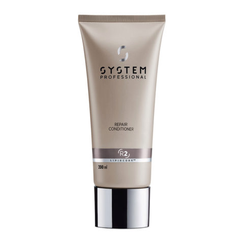 System Professional LuxeOil Conditioning Cream L2, 200ml - Balsamo con Cheratina
