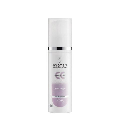 System Professional Styling CC Soft Touch CC62, 75ml - Siero Idratante Lucidante