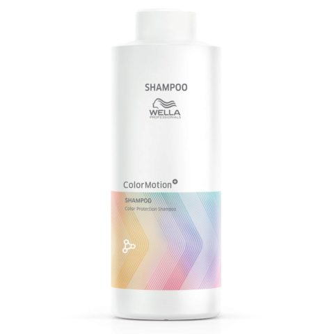 Wella Color Motion Shampoo 1000ml - Shampoo Capelli Colorati