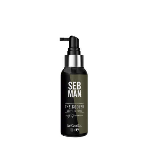 Sebastian Man The Cooler Leave in Tonic 100ml - tonico senza risciacquo