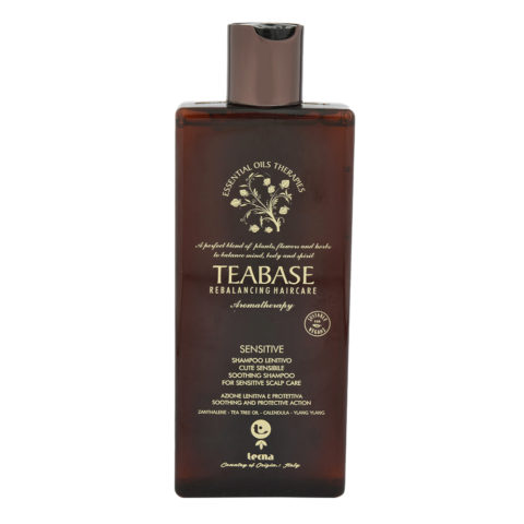 Tecna Teabase Sensitive Scalp Shampoo 250ml - Shampoo Cute Sensibile