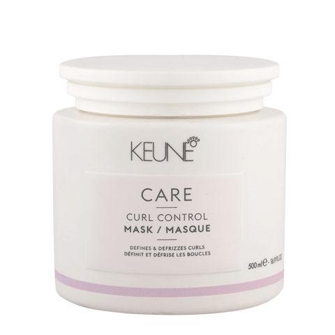 Keune Care line Curl Control Mask 500ml - Maschera Capelli Ricci