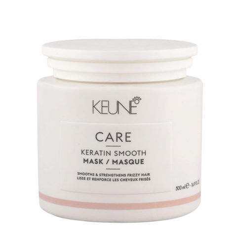 Keune Care line Keratin Smooth Mask 500ml - Maschera Anticrespo