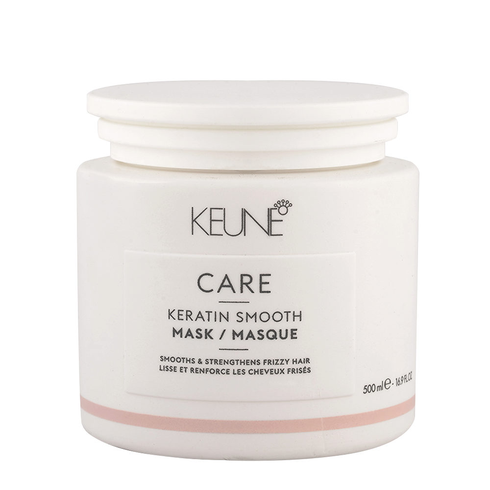 Keune Care line Keratin Smooth Mask 500ml - Maschera Anticrespo