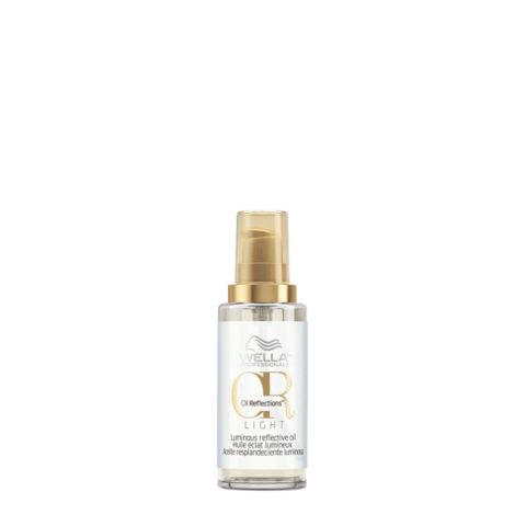 Wella Professional Care Oil Reflections Light Oil 30ml - olio illuminante