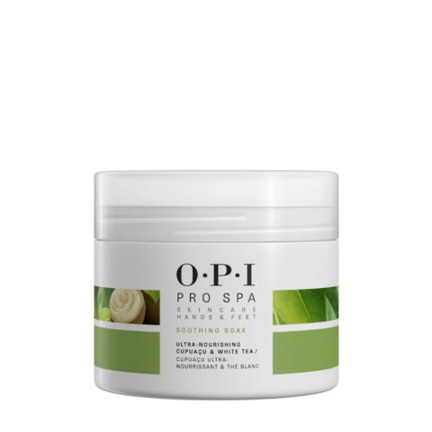 OPI Pro Spa Soothing Soak 110gr - Polvere per Bagno Nutriente Piedi
