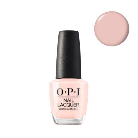 OPI Nail Lacquer NL S86 Bubble Bath 15ml - Smalto per Unghie