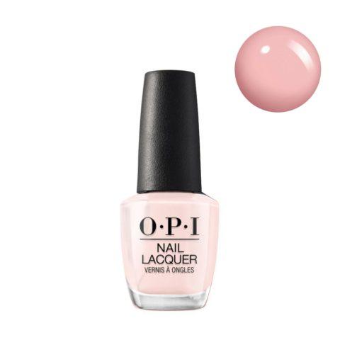 OPI Nail Lacquer NL S96 Sweet Heart 15ml - smalto per unghie rosa chiaro