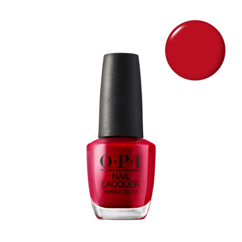 OPI Nail Lacquer NL Z13 Hot it Berns 15ml - Smalto per Unghie