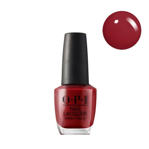 OPI Nail Lacquer NL P39 I Love You Just Be Cusco 15ml - Smalto per Unghie