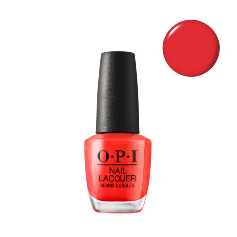 OPI Nail Lacquer NL H47 A Good Man 15ml - Smalto per Unghie